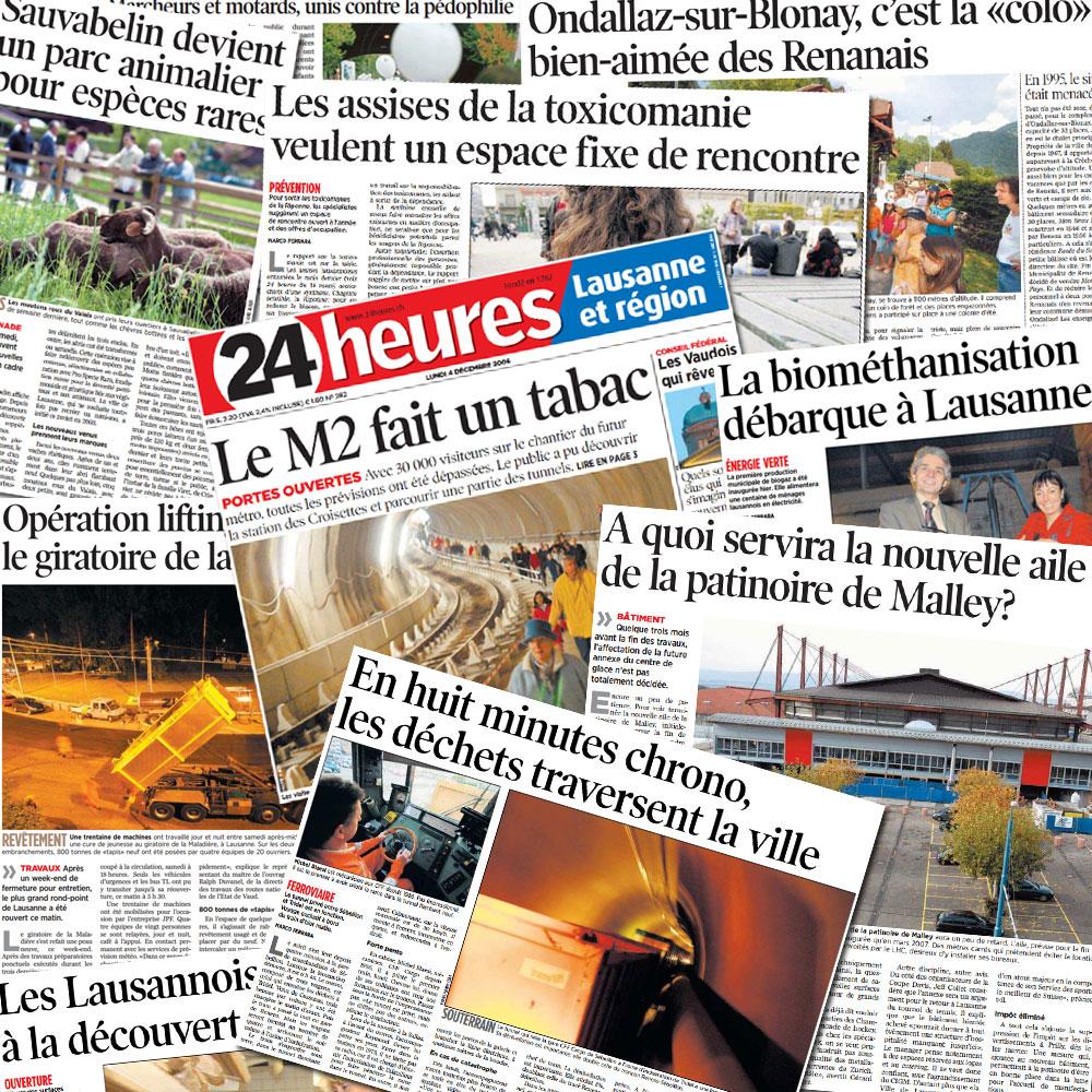 Articles dans 24 heures